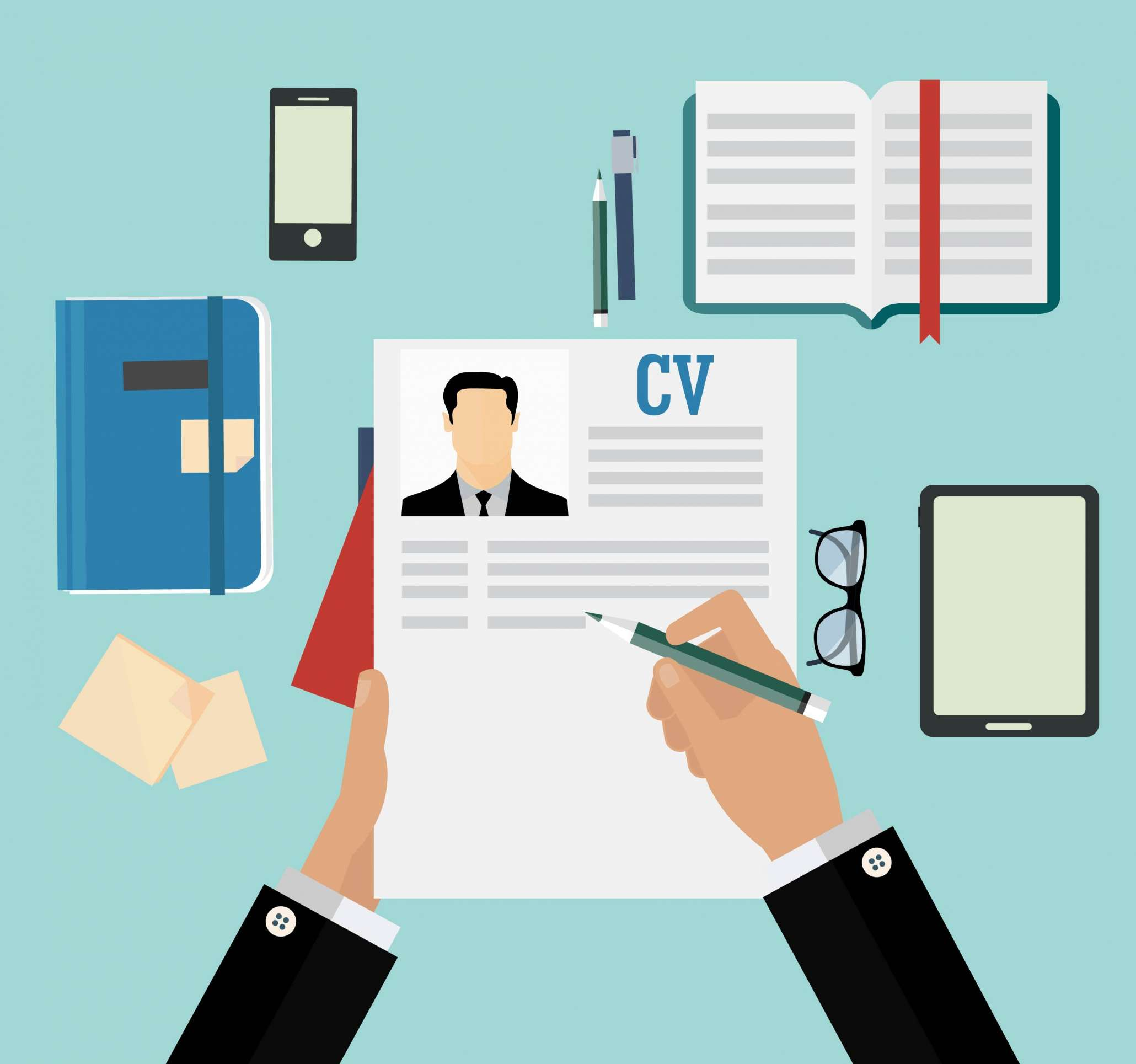 the digital marketing cv of every recruiters dreams