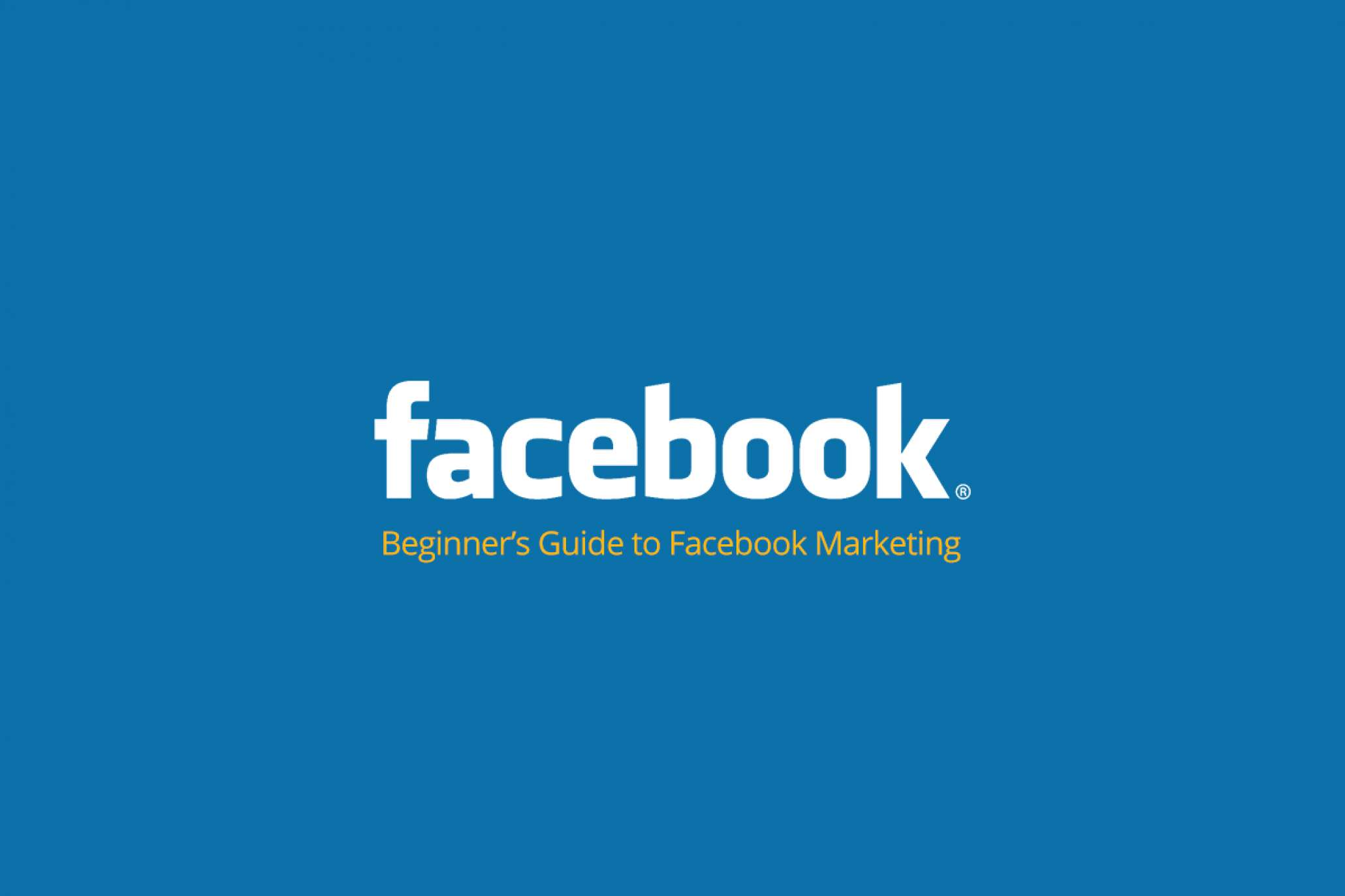 The Beginner's Guide to Facebook Marketing: Master Organic & Paid ...